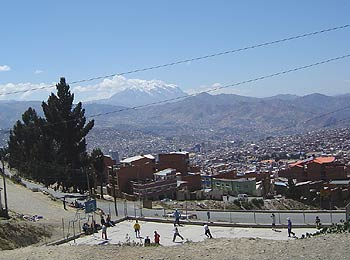 Tarija, Bolivien