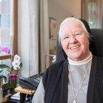 Generaloberin Schwester Aloisia Höing übernimmt bis auf Weiteres den Vorsitz der Geschäftsführung. (Foto: SMMP/Beer)