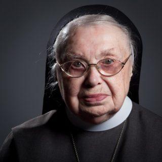 Schwester Alberta Maria Jung †