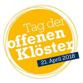 Das Logo für den von der Deutschen Ordensobernkonferenz ins Leben gerufenen Tag der offenen Klöster 2018.