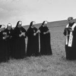 Die Segnung des Geländes im Jahr 1963. Foto: Archiv SMMP
