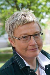 Prof. Dr. Johanna Rahner referiert am Freitagabend im Bergkloster über die Rolle der Frauen in der katholischen Kirche. Foto: Universität Tübingen / Friedhelm Albrecht