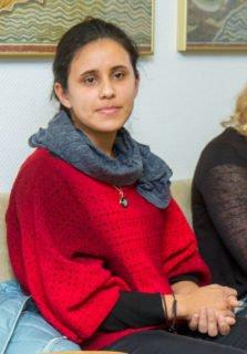 Marcia - hier während ihres Deutschland-Aufenthaltes - hat jetzt Gewissheit, dass sie ihre Ausbildung beenden kann. Foto: SMMP/Ulrich Bock