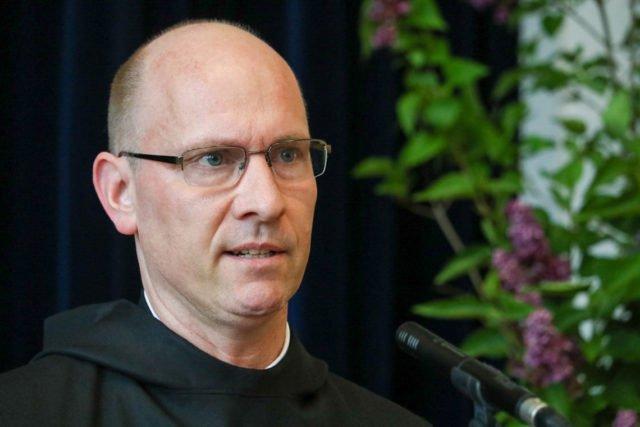 Rund 150 Gäste folgten den Ausführungen von Pater Cosmas zum interreligiösen Dialog. Foto: SMMP/Ulrich Bock
