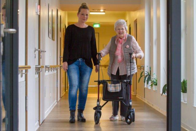 Persönlich, ehrlich und gut ist unser Umgang mit den Seniorinnen und Senioren.