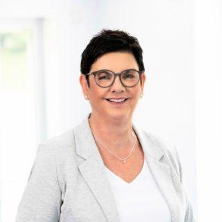 Annette Longinus-Nordhorn, Gebietsleiterin für die ambulant betreuten Senioren-Wohngemeinschaften.