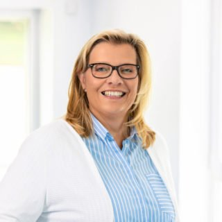 Ausbildungsbetreuerin Sandra Boehnke